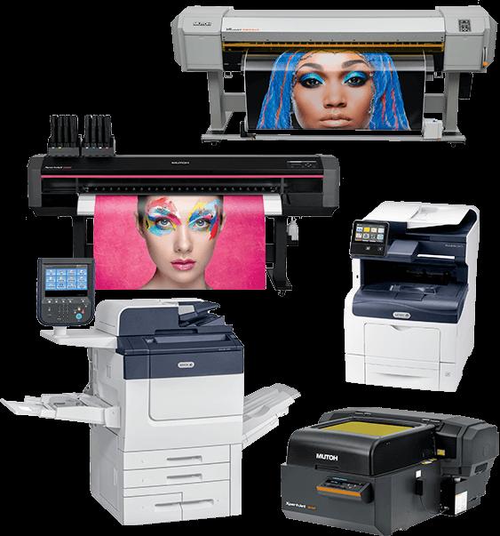 Marika Services vendita assistenza e riparazione stampanti plotter