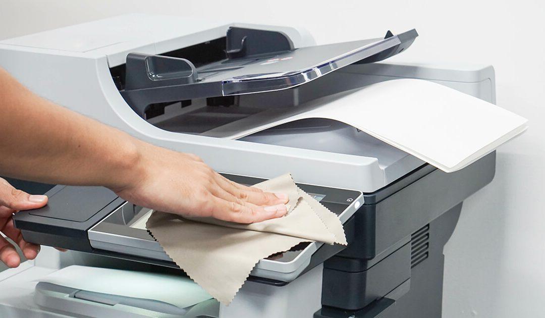 Manutenzione stampante